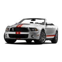 2012 & 2011 Shelby GT500 | Shop Mustang GT500 Performance Parts