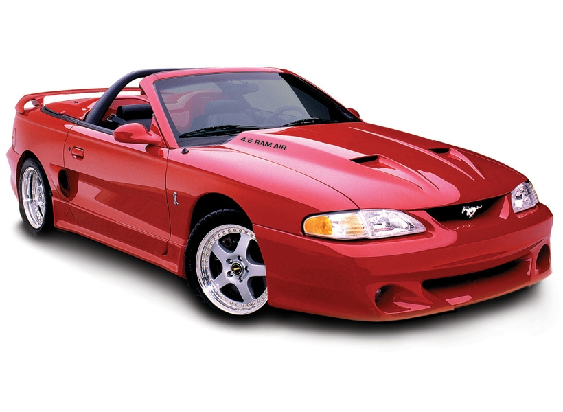 1996 1998 Ford Mustang Gt Parts Purchase Performance Lethal