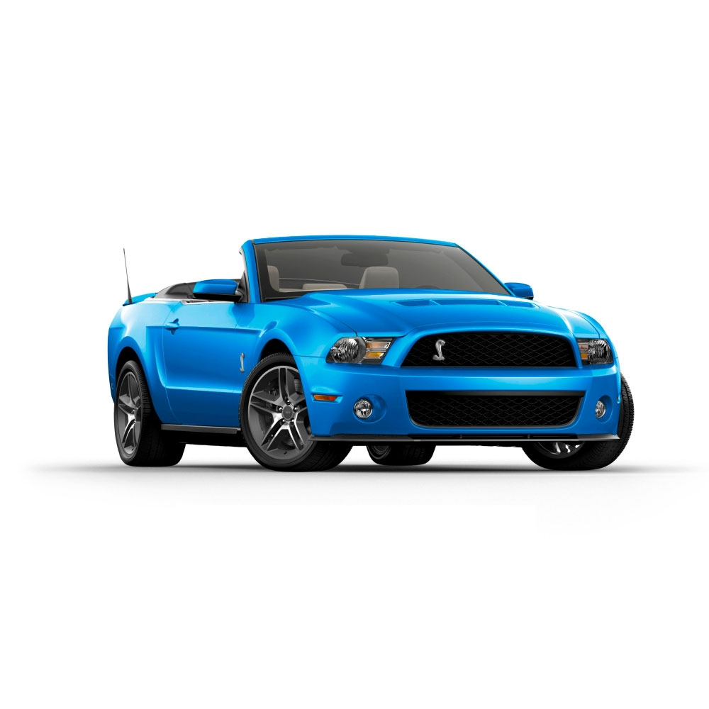 2010 - Ford SVT Shelby GT500 - Vehicle Selector - Shop Now