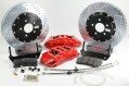 """Baer 1979-2004 Mustang 14"""" Front Extreme+ Brake System (Red Calipers)"""