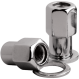 """Billet Specialties Mag Shank Open Ended Lug Nuts 1/2-20 x 1/2"""" Long Shank (10 Pieces)"""
