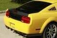 TruCarbon 2005-2009 Mustang Carbon Fiber CS4 Trunk Lid