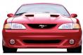 Cervinis 111 94-98 Mustang Ram Air Hood