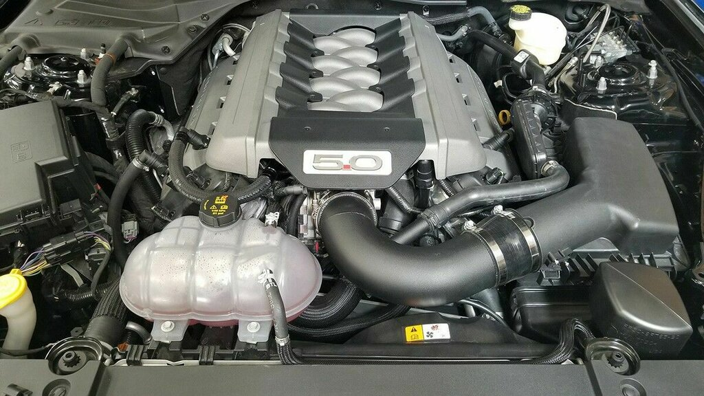 Hellion 2018-2019 Ford Mustang GT Street Sleeper Twin Turbo System w/62mm  Sleeper Turbos