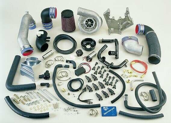 Vortech 01 Cobra 4 6L 4V Supercharger Tuner Kit w/V-2 E-Trim (satin)