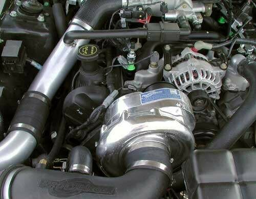 Procharger 1FE202-SCI 1999-2004 Mustang 4 6L 2V HO Intercooled Tuner System  w/ P1SC