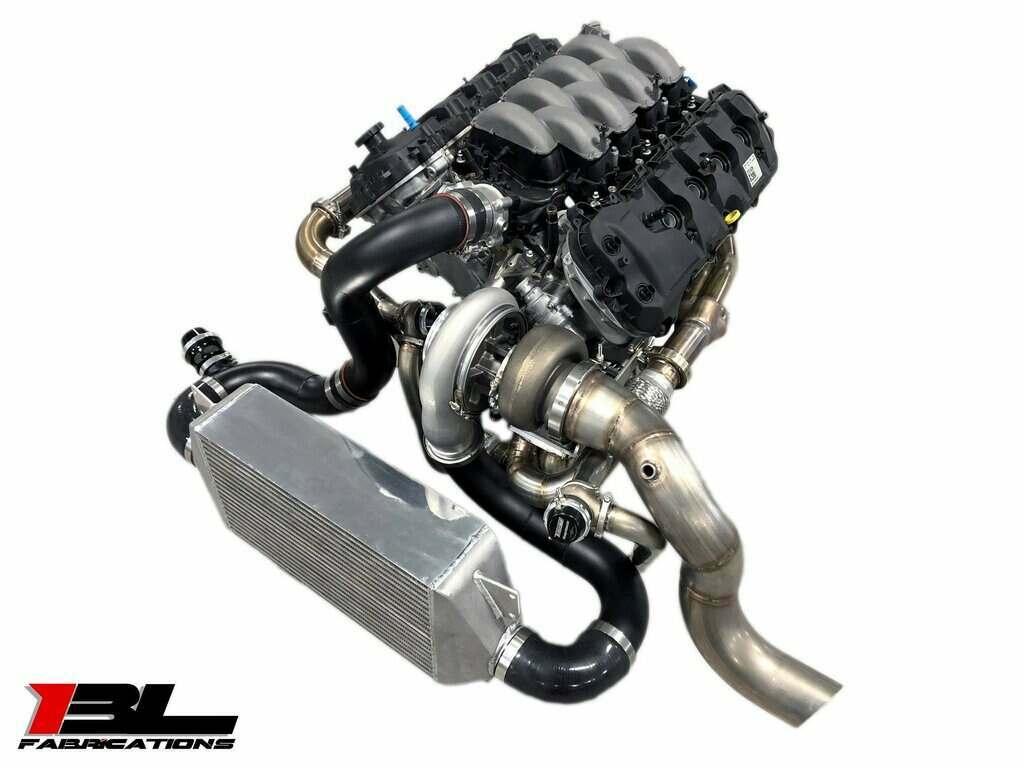 Bl Fabrications 2015 2020 Mustang Gt Single Turbo Kit