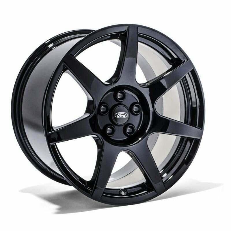 Carbon Fiber Wheels >> Ford Gt350r 19x11 Ebony Black Carbon Fiber Wheel Front