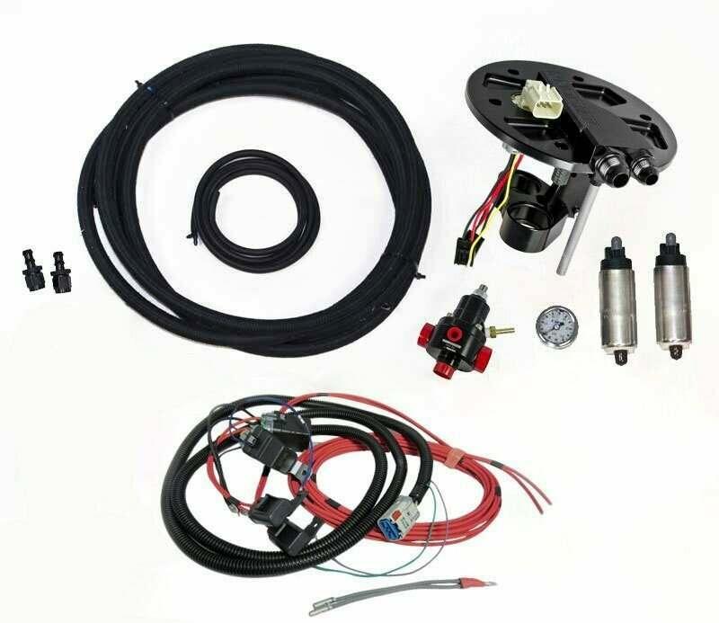 Lethal Performance 99-04 4V Budget Return Style Fuel System (Cobra / Mach-1)