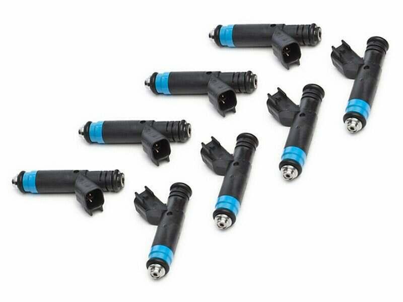 Siemen Deka 80lb USCAR High Impedence Injectors (Set of 8)