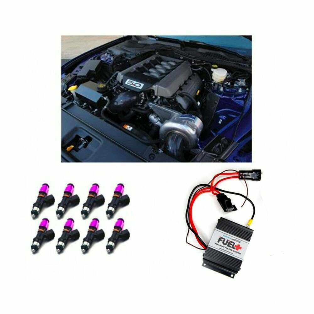 Lethal Performance S550 Mustang GT Procharger High Output Supercharger  Package (2015-2019 5 0L Mustang GT)