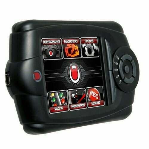 Diablosport Trinity Dashboard Tuner and Gauge Monitor