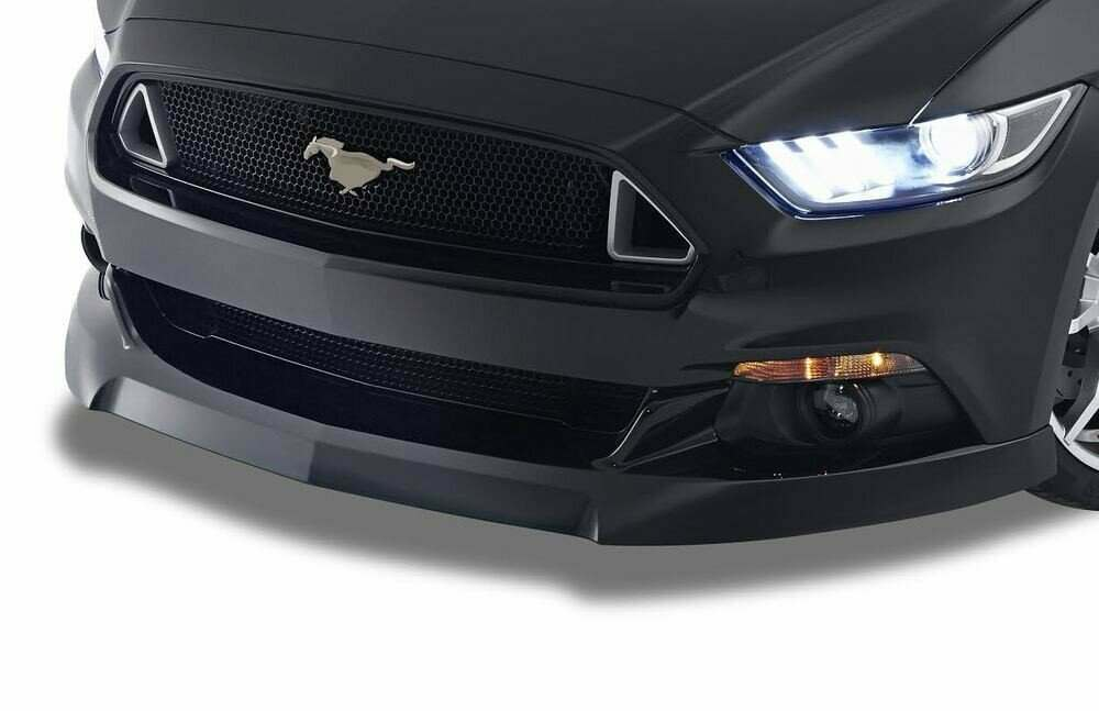 Classic Design Concepts 2015-2017 Mustang Outlaw Front Chin Spoiler  (GT,Ecoboost, V6)