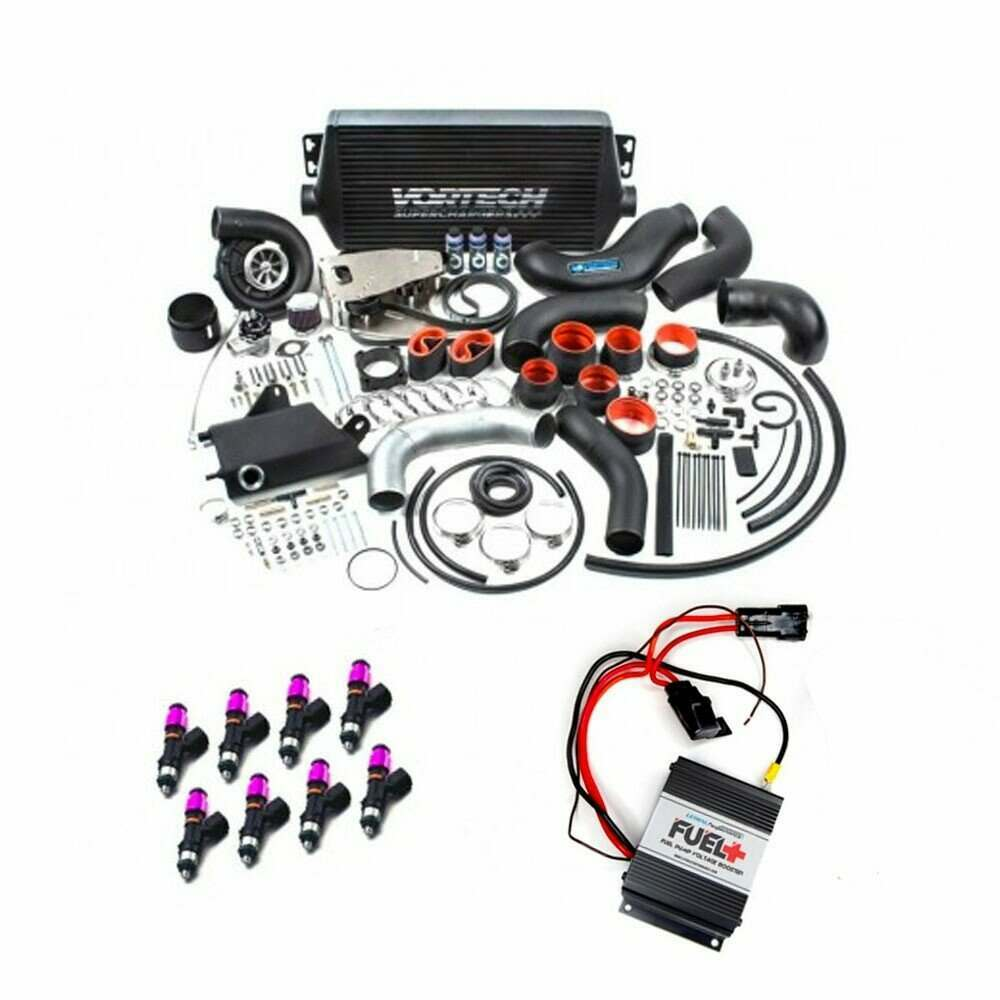Lethal Performance 2018+ Mustang GT Vortech Supercharger Power Package