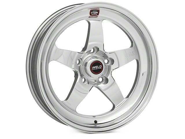 Weld Racing 2007 2018 Mustang 17x9 5 S71 Rt S Wheel Polished