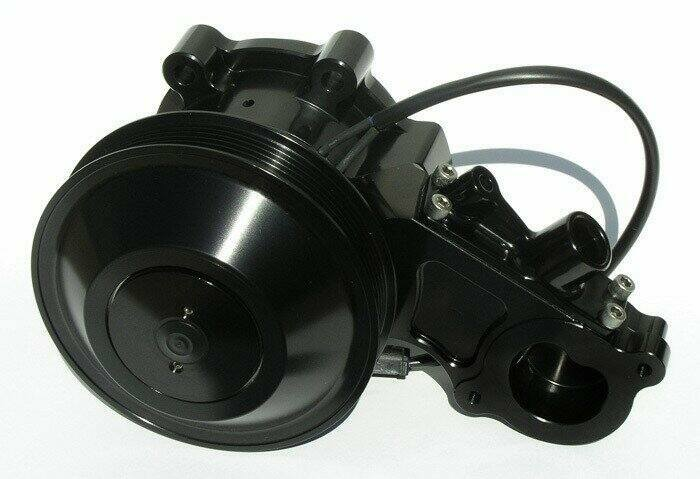 Peachy Meziere 5 0L Coyote 55 Gpm Electric Water Pump Standard Pulley Wiring Digital Resources Bemuashebarightsorg