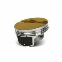 JE 360827 Ultra Series Piston Set 11-17 Coyote 10:1 Compression -4.4cc STD Bore