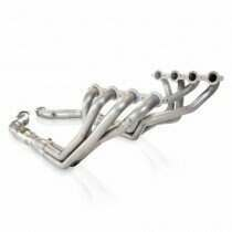 "Stainless Works 04 GTO 1 3/4"" Headers w/ 3"" Catted Pipes"