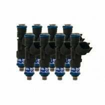 Fuel Injector Clinic 650cc (72 lbs/hr at OE 58 PSI fuel pressure) FIC Fuel Injector Clinic Injector Set for Dodge Hemi SRT-8, 5.7, Hellcat (High-Z)