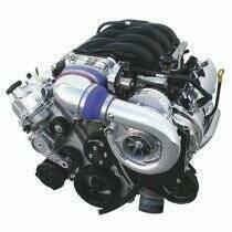 Paxton 07-08 Mustang GT NOVI 2200 High-Output System (Polished)