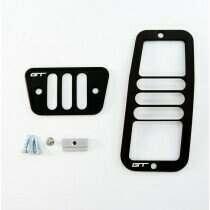 UPR 05-2014 Mustang Black Billet Pedal Kit (Automatic)