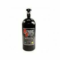 Nitrous Outlet 00-30140 10lb Nitrous Bottle & High Flow Valve