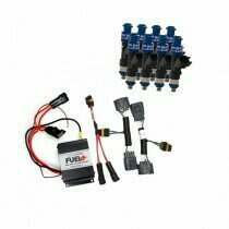 2011-2012 Shelby GT500 40amp Plug and Play Fuel+ Pump Voltage Booster and FIC1000 Fuel Injectors