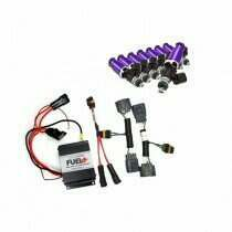 2011-2012 Shelby GT500 40amp Plug and Play Fuel+ Pump Voltage Booster and ID1050X Fuel Injectors
