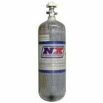 Nitrous Express 12lb Carbon Fiber Bottle