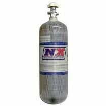 Nitrous Express 12lb Carbon Fiber Bottle