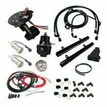 Lethal Performance 2011-2017 Mustang GT Level 2 Return Style Fuel System