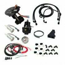 Lethal Performance 2011-2017 Mustang GT Level 2 Return Style Fuel System (VMP Supercharger with Rails)