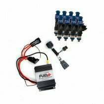 2011-2020 Mustang GT 40amp Plug and Play Fuel+ Pump Voltage Booster and FIC1400 Fuel Injectors