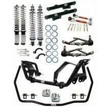 QA1 Drag Kit, Level 2, Mustang 94-95 Mustang, W/Shocks - DK22-FMM3