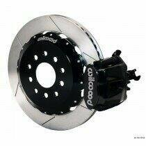 "Wilwood 94-04 Mustang Combination Parking Brake and Caliper 13"" Rear Brake Kit (Slotted - Black)"