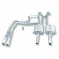 Borla 04 GTO 5.7L Catback System(Left Side Rear Exit)