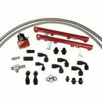 Aeromotive 96-98 1/2 4.6L DOHC Cobra Fuel Rail System