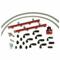 Aeromotive 99-04 5.4L Lightning/Harley Fuel Rail System