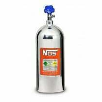 NOS 10lb Polished Nitrous Bottle