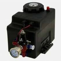 Nitrous Express SAFE Stand Alone Fuel Tank (With Internal Pump and Regulator)