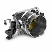 Accufab 75mm Polished Throttle Body 96-04 GT
