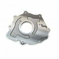 Boundary Engineering Mod Motor Steel Back Plates 3v and 4V (1996-2004 4V / 2007-2014 GT500 / 2005-2010 GT)