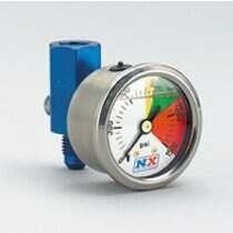 Nitrous Express Nitrous Pressure Gauge 0-1500psi