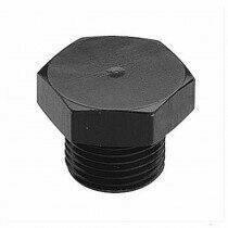 Nitrous Express 12An Straight Cut O-Ring Plug - 15849