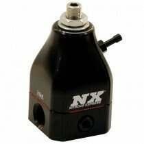Nitrous Express Nx Billet Fuel Pressure Regulator, Bypass Style 30-100Psi - 15948