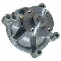 Milodon 96-98 Mustang High Volume Water Pump (Long)