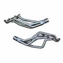 "BBK 79-04 Mustang 1-3/4"" Coyote Swap Long Tube Headers (Chrome)"