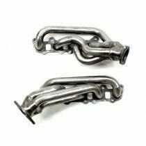 "JBA 5.0L Mustang 1-3/4"" Shorty Headers (Bare Stainless Steel)"