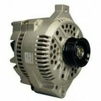 PA Performance 130amp 3G Ford Alternator (94-95 Mustang GT)
