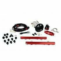 Aeromotive 17316 07-12 Shelby GT500 Stealth A1000 Racing Fuel System with 5.0L 4-V Fuel Rails